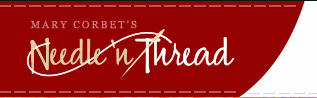 Needle 'n' Thread logo from blog