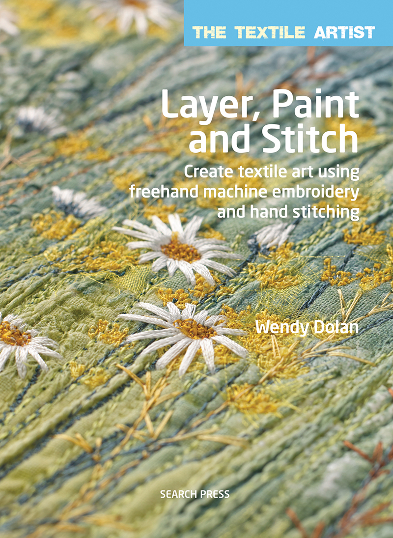 Layer, Paint and Stitch