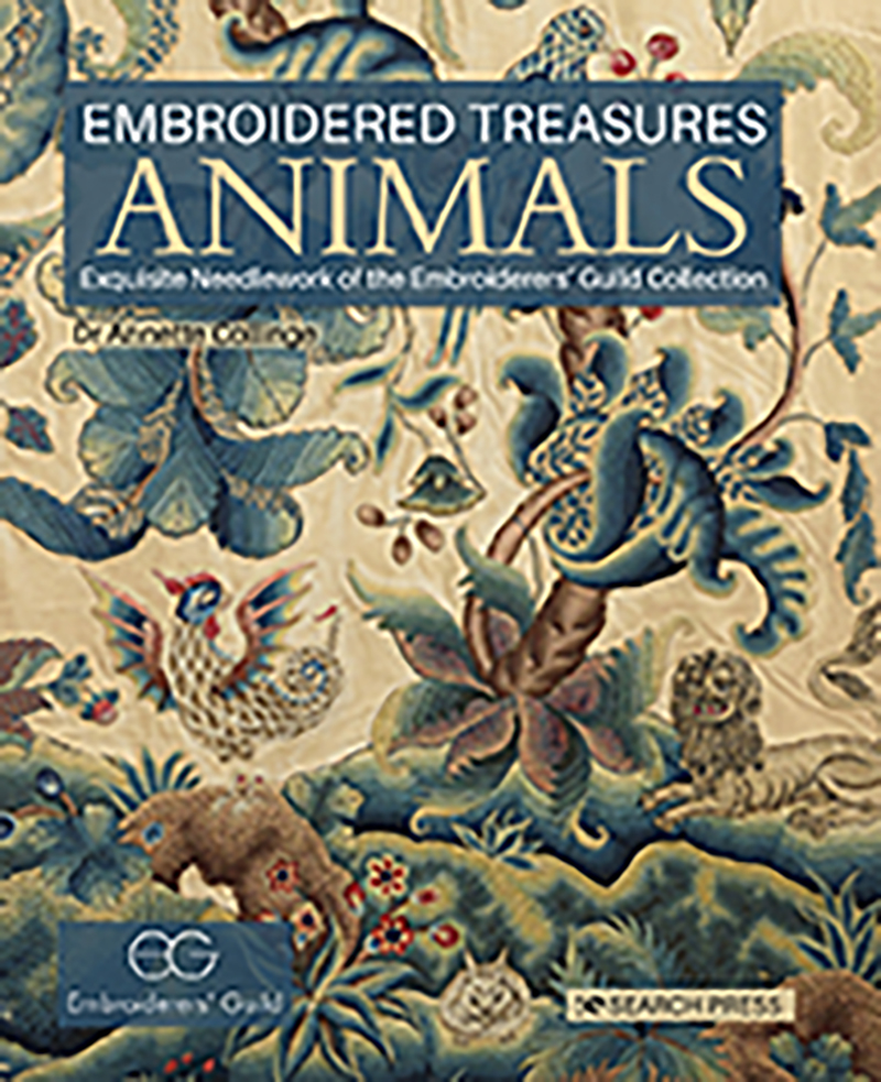 Embroidered Treasures: Animals
