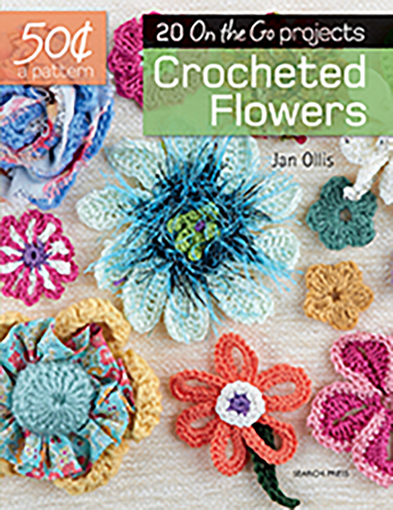 50 Cents a Pattern: Crocheted Flowers