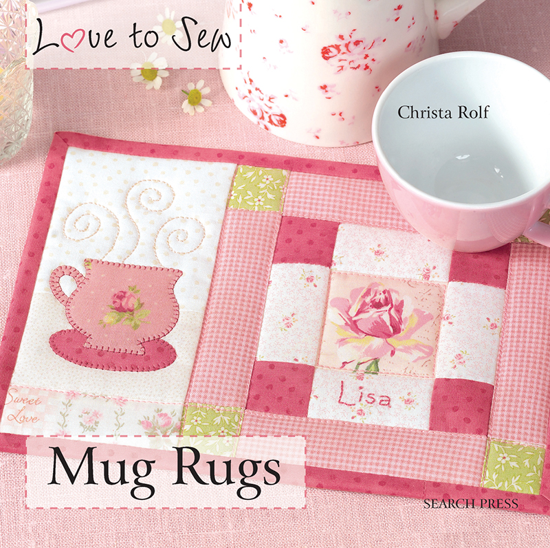 Love To Sew Mug Rugs