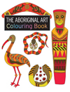 Aboriginal Art Colouring Book