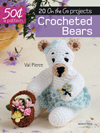 50 Cents a Pattern: Crocheted Bears