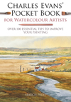 Charles Evans Pocket Book for Watercolour Artists