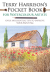 Terry Harrisons Pocket Book for Watercolour Artists