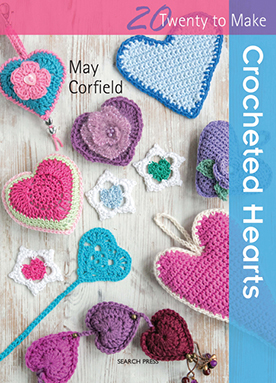 20 to Make: Crocheted Hearts