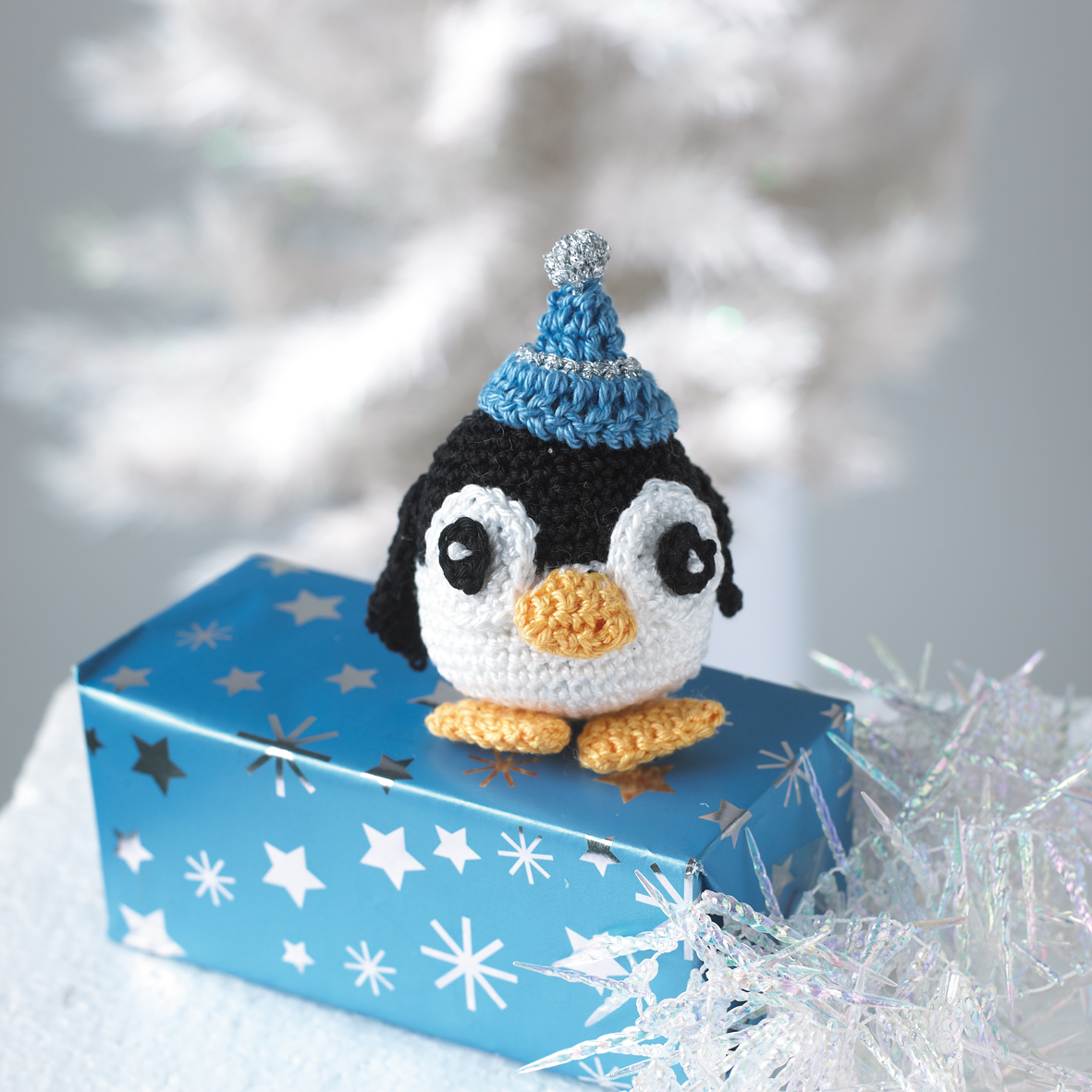12 Days of Penguin... On the seventh day of Penguin