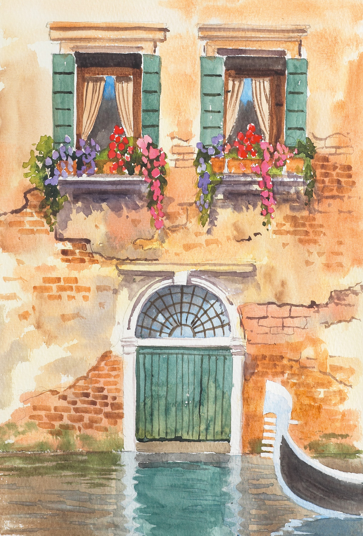 Watercolor books by search press - Painting Watercolour Landscapes The Easy Way